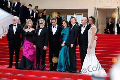 Alex MacQueen Photo - (l-r) Michael Caine Rachel Weisz Jane Fonda Harvey Keitel Paolo Sorrentino Paul Dano Alex Macqueen Madalina Ghenea Premiere Youth Cannes Film Festival 2015 Cannes France May 20 2015 Roger Harvey