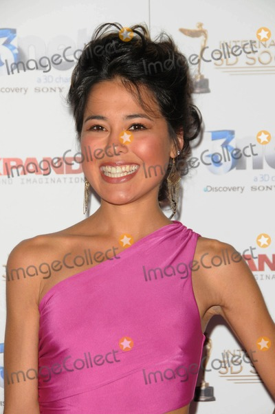 Ariel Tweto Photo - Ariel Tweto attending the 2nd Annual 3d Creative Arts Awards Held at the Graumans Chinese Theatre in Hollywood California on 2911 photo by D Long- Globe Photos Inc 2011