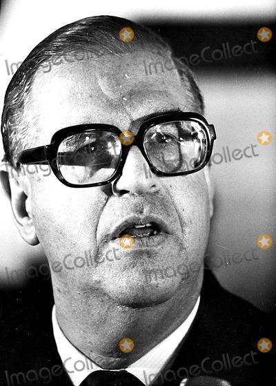 ABBA Photo - Abba Eban -Israeli Minister of Foreign Affairs Globe Photos Inc Obit
