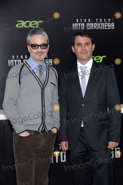 Alex Kurtzman Photo - Alex Kurtzman and Roberto Orci During the Premiere of the New Movie From Paramount Pictures Star Trek Into Darkness Held at the Dolby Theatre on May 14 2013 in Los Angeles Photo Michael Germana  Superstar Images - Globe Photos