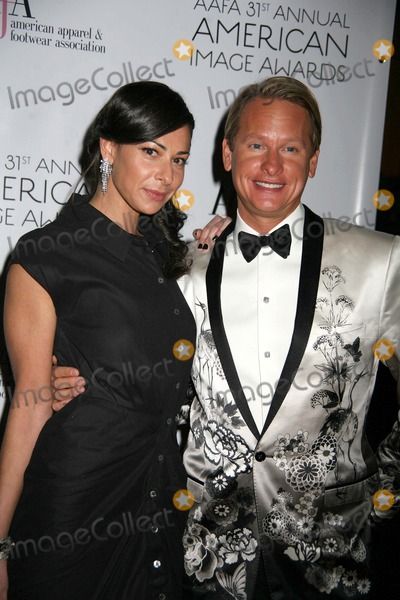 Stacy London Photo - The 2009 American Image Awards Sponsored by the American Apparel and Footwear Association the Grand Hyatt Hotel NYC May 12 09 Photos by Sonia Moskowitz Globe Photos Inc 2009 Carson Kressley and Stacy London