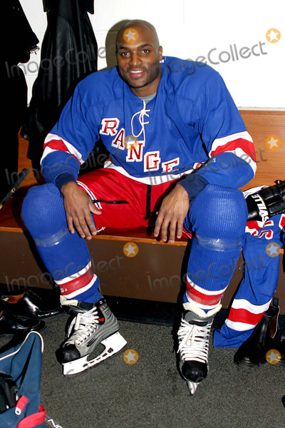 Amani Toomer Photo - Superskate Vi a Celebrity Hockey Event to Benefit Rangers Cheering For Children and Crpf at Madison Square Garden in New York City 1252004 Photo Bybarry TalesnickipolGlobe Photos Inc 2004 Amani Toomer