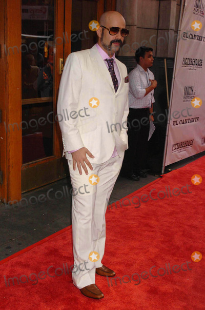 ANDRES LEVIN Photo - El Cantante New York Premiere Amc Theater 42nd Street Times Square  New York City 07-26-2007 Photo by John Krondes-Globe Photos Inc K53981jkron Andres Levin