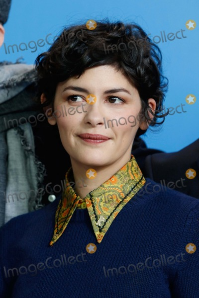 Audrey Tautou Photo - Actress Audrey Tautou attends the Jury Photocall During the 65th International Berlin Film Festival Berlinale at Hotel Hyatt in Berlin Germany on 05 February 2015 Photo Alec Michael