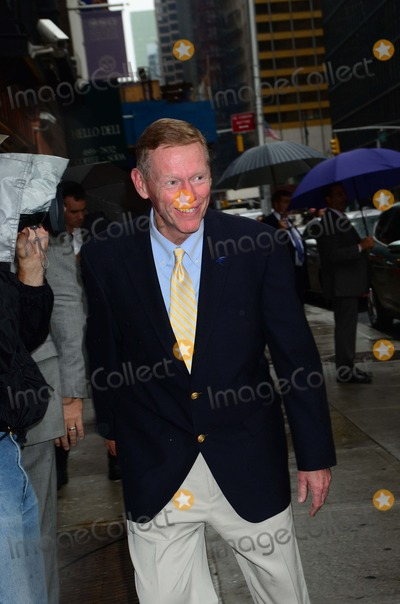 Alan Mulally Photo - Alan Mulally Late Show Stage Door Ed Sullivan Theater nyc 08-01-2011 Photo by Ken Babolcsay- IpolGlobe Photo