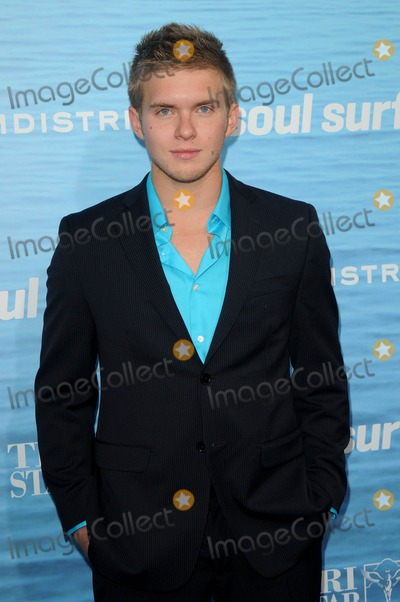 Chris Brochu Photo - Chris Brochu attending the Los Angeles Premiere of Soul Surfer Held at the Arclight Theater in Hollywood California on 33011 photo by D Long- Globe Photos Inc