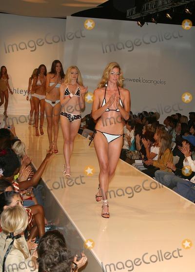 Ashley Paige Photo - Ashley Paige Fashion Show Smashbox Studios Culver City CA 04022003 Photo by Milan Ryba  Globe Photos Inc 2003 Model