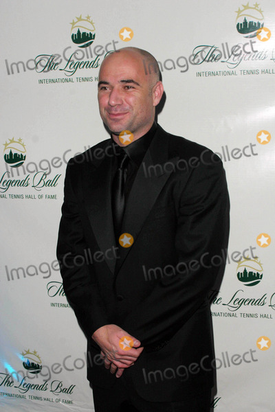 Andre Agassi Photo - The International Tennis Hall of Fames the Legends Ball at Cipriani 42nd Street-new York City 09-07-2007 Andre Agassi Photo by John B Zissel-ipol-Globe Photos Inc 2007