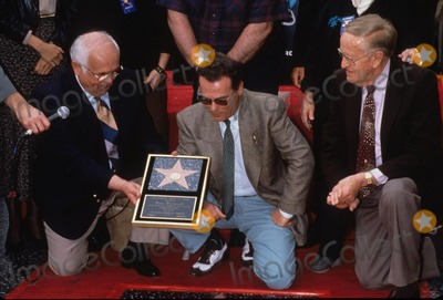 Johnny Grant Photo - Dean Stockwell with Johnny Grant and Bill Welch 1992 L2863 Photo by Lisa Rose-Globe Photos Inc