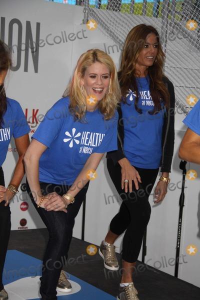 Alex McCord Photo - Alex Mccord Kelly bensimonat Nbc Universal Stars Step Out to Kick offhealthy Week at the Go Healthy step-a-thonin Times Square 5-23-11photo by John barrettglobe Photos inc2011