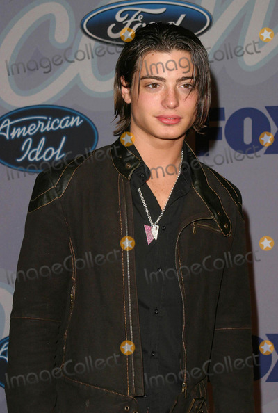 Andrew Lawrence Photo - Andrew Lawrence - American Idol Top 12 Finalist Party - Pearl West Hollywood CA - 03102004 - Photo by Nina PrommerGlobe Photos Inc2004