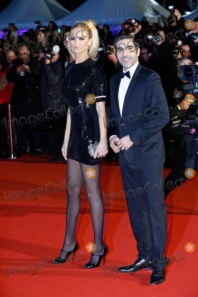 Adriana Karembeu Photo - Adriana Karembeu (Adriana Sklenarikova) 15th Nrj Awards Cannes France December 14 2013 Roger Harvey Photo by Roger Harvey - Globe Photos Inc