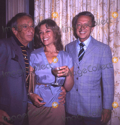 Norman Fell Photo - Norman Fell and Don Knotts Photo by Michelson-Globe Photos