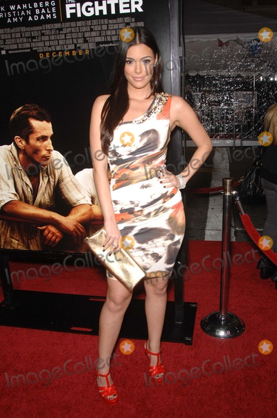 Anabelle Acosta Photo - Anabelle Acosta During the Premiere of the New Movie From Paramount Pictures the Fighter Held at Graumans Chinese Theatre on December 6 2010 in Los Angeles Photo Michael Germana - Globe Photos Inc 2010