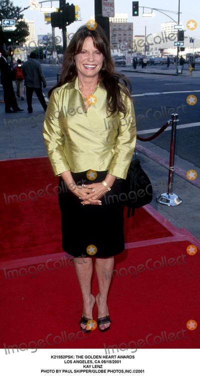 Kay Lenz Photo -  the Golden Heart Awards Los Angeles CA 05182001 Kay Lenz Photo by Paul SkipperGlobe Photosinc