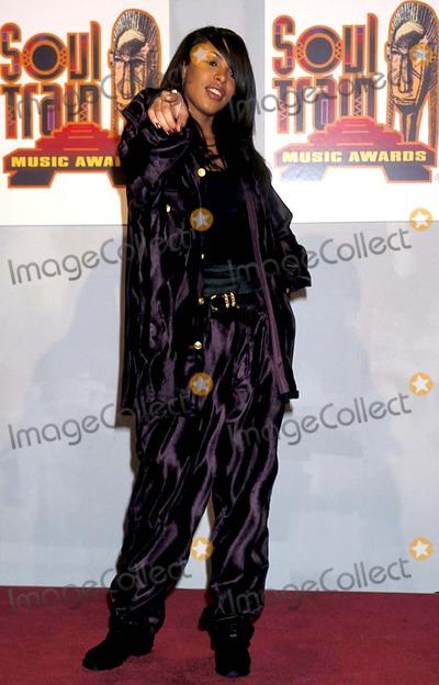 Aaliyah Photo - 11th Soul Train Awards in LA Aaliyah Photo Bylisa RoseGlobe Photos Inc