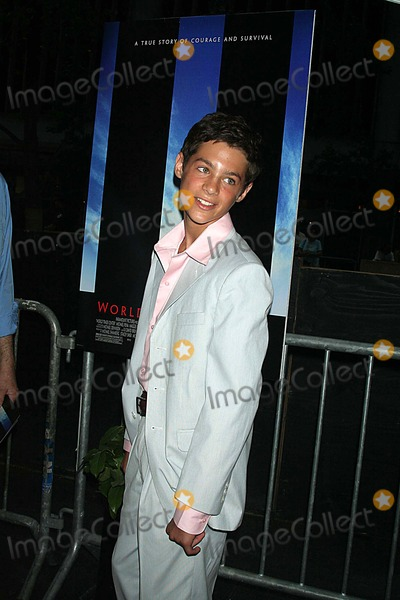 ANTHONY PICCININNI Photo - New York City Premiere of World Trade Center Ziegfeld New York City 08-03-2006 Photo Mitchell Levy -rangefinders-Globe Photos Inc 2006 Anthony Piccininni