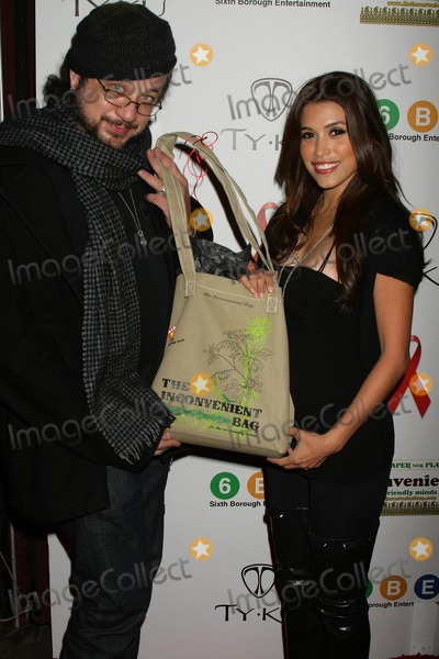 Joseph D Reitman Photo - Brandon Trenthams Aids Marathon Charity Benefit Hosted by Rachel Sterling at Janes House in Hollywood California 12-06-2009 Joseph D Reitman and Rachel Sterling Photo by Clinton H Wallace-ipol-Globe Photos Inc