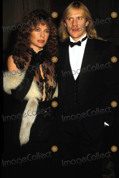 Alexander Godunov Photo - Jacqueline Bisset Alexander Godunov 01-20-1983 Photo by Phil Roach-ipol-Globe Photos