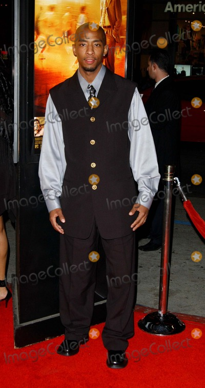 Antwon Tanner Photo - Los Angeles Premiere of Coach Carter at Graumans Chinese Theater Hollywood CA 01-13-2005 Photo by Fitzroy BarrettGlobe Photos Inc 2005 Antwon Tanner