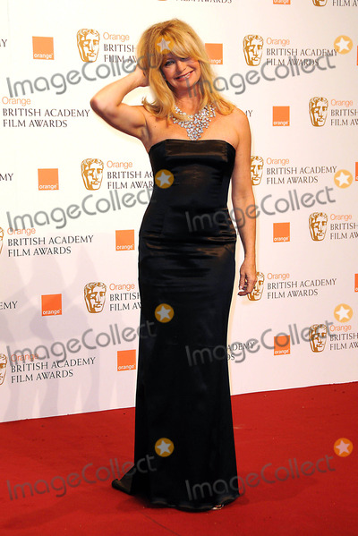 Goldie Photo - Goldie Hawn the British Academy Film Awards - Press Room at Royal Opera House in London Great Britain 02-08-2009 Photo by Henry Davenport-richfoto-Globe Photos Inc
