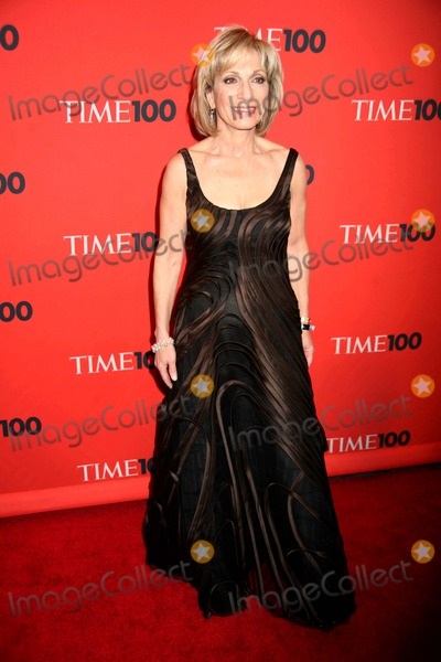 Andrea Mitchell Photo - Time 100 Most Influential People in the World Gala Time Warner Building NYC May 5 09 Photos by Sonia Moskowitz Globe Photos Inc 2009 Stella Mccartney
