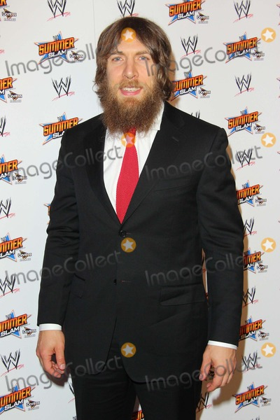 Daniel Bryan Photo - Daniel Bryan attends First Ever Wwe Summerslam Press Conference on 13th August 2013 at the Beverly Hills Hotelbeverly Hills Causaphoto TleopoldGlobephotos