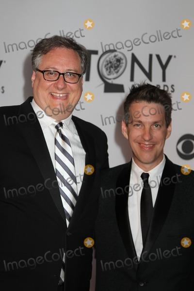 Douglas Carter Beane Photo - The 66th Annual Tony Awards the Beacon Theater NYC June 10 2012 Photos by Sonia Moskowitz Globe Photos Inc Douglas Carter Bean