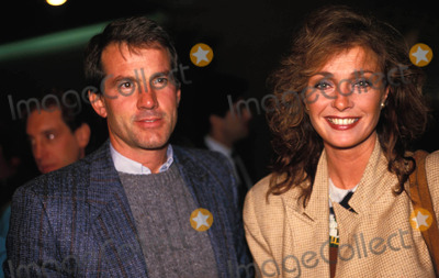 Jennifer ONeill Photo - Jennifer Oneill and Richard Alan 1987 Photo by Alan D Hunter-Globe Photos