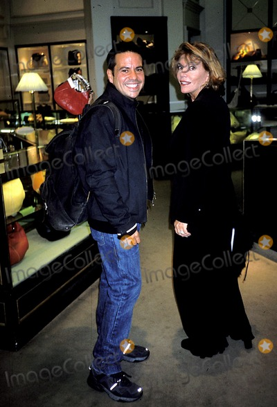 Andre Talley Photo - Narcisco Rodriquez and Judy Light K30208rhart Andre Talleys Book Party at Bergdorf Goodman in New York City 4222003 Photo Byrose HartmanGlobe Photos Inc