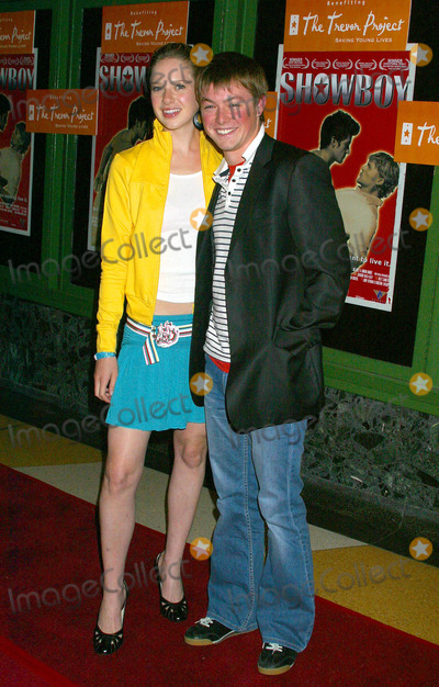 Annie Burgstede Photo - Showboy Movie Premiere and After-party at Regent Showcase Theatre Los Angeles California 04222004 Photo by Clinton H WallaceipolGlobe Photos Inc 2004 Cole Williams and Annie Burgstede