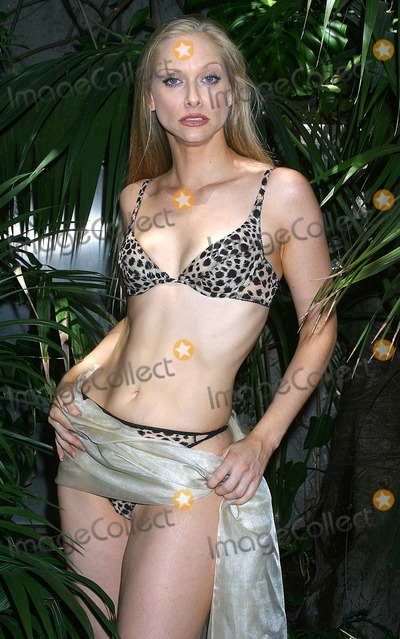 Amanda Rushing Photo - - Exclusive - Photoshoot at the John Lautner Designed Home of Jim Goldstein with Playboy Cybergirl - Amanda Rushing - Jim Goldstein Estate Beverly Hills CA - 08082003 - Photo by Clinton H Wallace  Ipol  Globe Photos Inc 2003 - Amanda Rushing