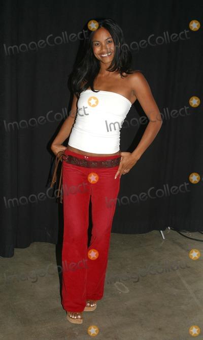 Ashley Paige Photo - Ashley Paige Fashion Show Smashbox Studios Culver City CA 04022003 Photo by Milan Ryba  Globe Photos Inc 2003 Joanna Bacalso