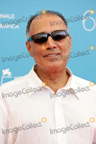 ABBA Photo - Abbas Kiarostami Shirin Photocall Veniceitaly August 28 2008 Photo by Roger Harvey-Globe Photos
