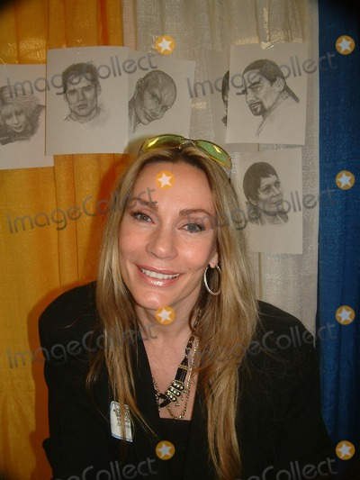 Virginia Hey Photo - 2003 Sci- Fi and Fantasy Creators Convention at Madison Square Garden New York City 06272003 Photo Mitchell Levy Globe Photos Inc 2003 Virginia Hey