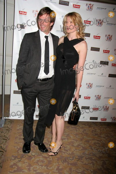 Coley Laffoon Photo - Sixth Annual Celebration of New Zealand Filmmaking Pre-oscar Gala Beverly Hills Hotel Beverly Hills CA 02-23-2007 Lucy Lawless and Coley Laffoon Photo Clinton H Wallace-photomundo-Globe Photos Inc