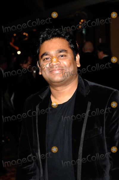 AR Rahman Photo - AR Rahman During the 61st Annual Directors Guild of America Awards Ceremony Held at the Hyatt Regency Century Plaza Hotel on January 31 2009 in Los Angeles Photo Michael Germana - Globe Photos