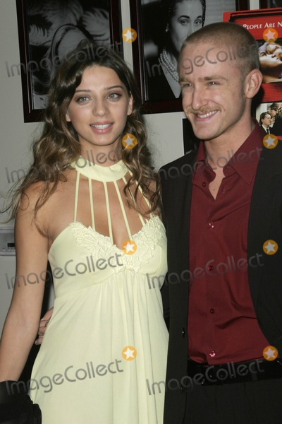 Angela Sarafyan Photo - Ben Foster and Date Angela Sarafyan - Imaginary Heroes - Los Angeles Premiere - Arclight Theater Hollywood CA - 12-02-2004 - Photo by Nina PrommerGlobe Photos Inc2004
