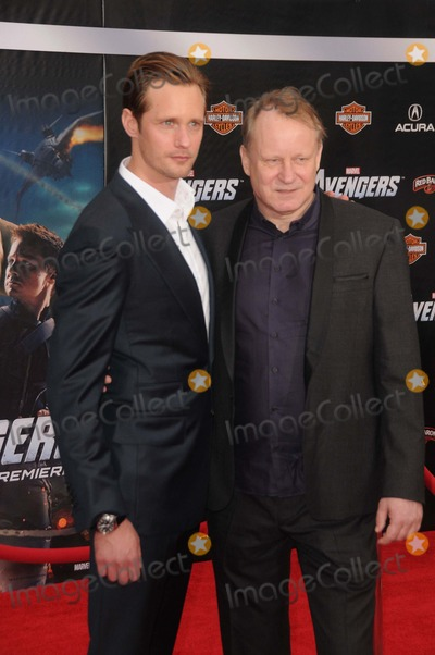 Alexander Skarsgrd Photo - Alexander Skarsgrd attending the World Premiere of the Avengers Held at the El Capitan Theatre in Hollywood California on 41112 Photo by D Long- Globe Photos Inc