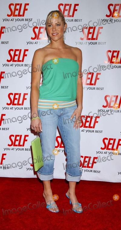 Candace Muzny Photo - Hollywood Gets Healthy with Self Magazine at Fred Segal Beauty Santa Monica California 04282004 Photo by Miranda ShenGlobe Photos Inc 2004 Candace Muzny