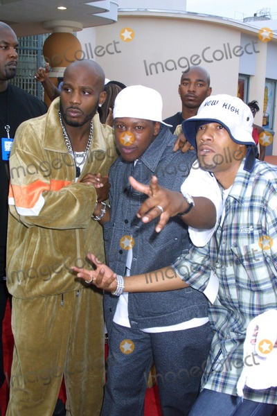 Redman Photo - 2001 Source Hip-hop Music Awards Jackie Gleason Theatre FL 082001 Dmx Keith Murrayand Redman Photo by John BarrettGlobe Photos Inc