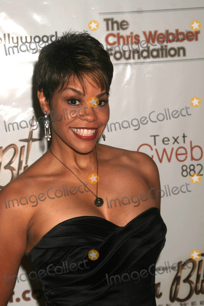 APRIL WOODARD Photo - Chris Webbers Bada Bling Celebrity Weekend Planet Hollywood Resort and Casino Las Vegas 07-26-2008 Photo by Ed Geller-Globe Photos Inc April Woodard