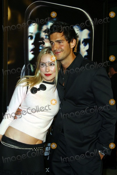 Jonathan Cherry Photo - Sarah Carter and Jonathan Cherry - Final Destination 2 - World Premiere - Arclight Theater Hollywood CA - January 30 2003 - Photo by Nina PrommerGlobe Photos Inc2003