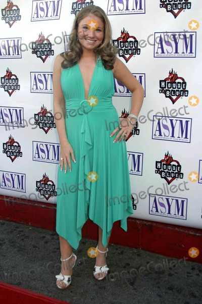 Ashley Orr Photo - American Society of Young Musicians Awards - Arrivals House of Blues Hollywood CA 06-13-2006 Photo Clinton H Wallace-photomundo-Globe Photos Inc Ashley Orr