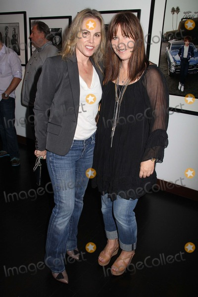 Kathy Valentine Photo - Chris Stein Photo Exhibition Hell in the City of Angels Opening Night Party Morrison Hotel Gallerysunset Marquis Hotel West Hollywood CA 08092013 Kathy Valentine and Christy Oldham Photo Clinton H Wallace-photomundo-Globe Photos Inc