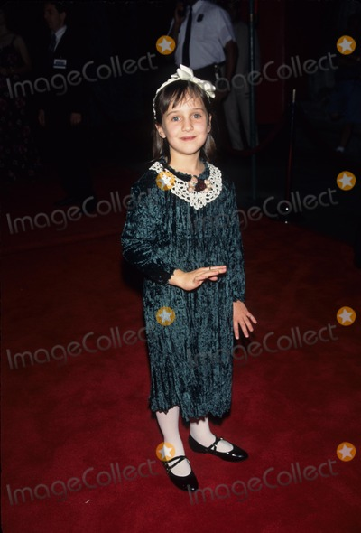Mara Wilson Photo - Mara Wilson Get Shorty Premiere Manns Chinese Los Angeles 1995 K2775fb Photo Byfitzroy Barrett-Globe Photos Inc