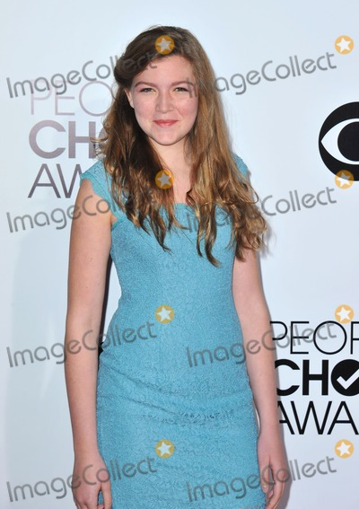 Abigail Hargrove Photo - Abigail Hargrove attending the 2014 Peoples Choice Awards Red Carpet Arrivals Held at Nokia Theatre LA Live in Los Angeles California on January 8 2014 Photo by D Long- Globe Photos Inc