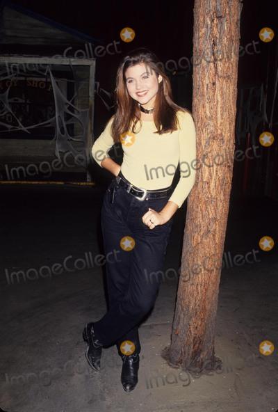 Tiffani Amber Photo - Tiffani Amber Thiessen 1992 L4107 Photo by Lisa Rose-Globe Photos Inc