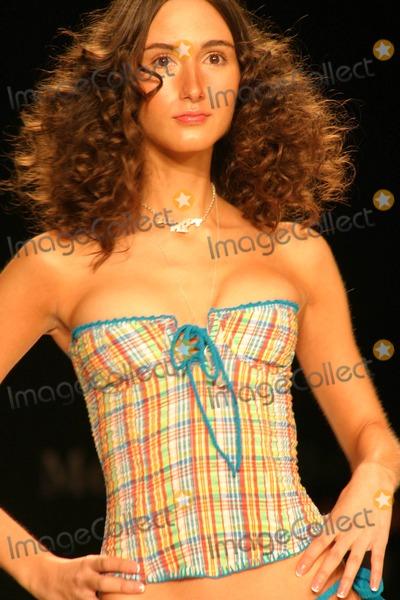 Ashley Paige Photo - Ashley Paige Fashion Models - Ashley Paige Fashion Show - Mercedes-benz Fashion Week - Smashbox Studios Culver City CA 10272004 - Photo by Nina PrommerGlobe Photos Inc2004