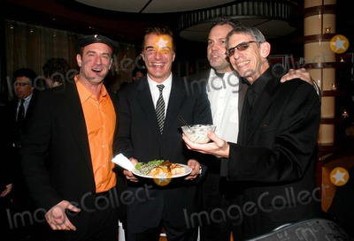 Vincent DOnofrio Photo - Afterparty For the Opening Night Performance of Talk Radio on Broadway at Bar Americain in New York City 03-11-2007 Photo by Barry Talesnick-ipol-Globe Phtos Inc 2007 Chris Meloni Chris Noth Vincent Donofrio and Richard Belzer